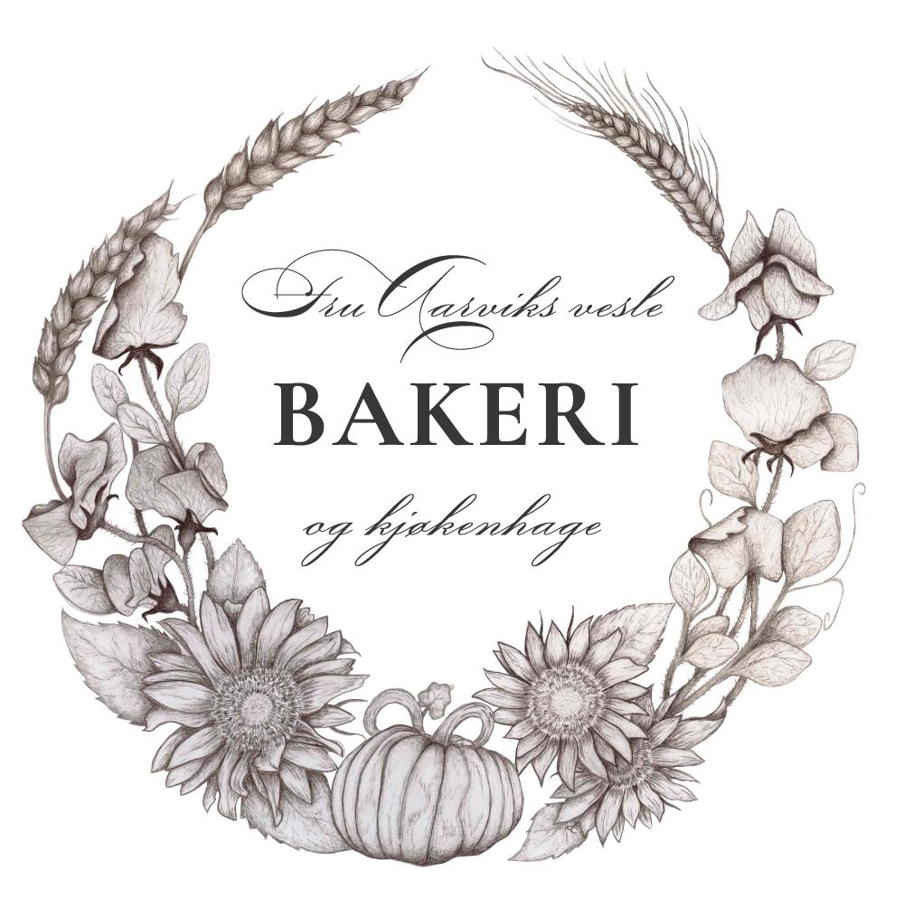 Fru Aarviks vesle bakeri og kjøkkenhage